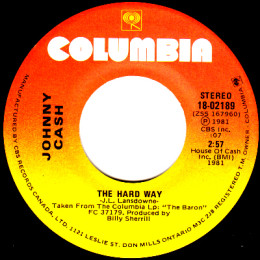 The Hard Way  (Columbia 18-02189)