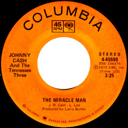 The Miracle Man (Columbia 4-45590)
