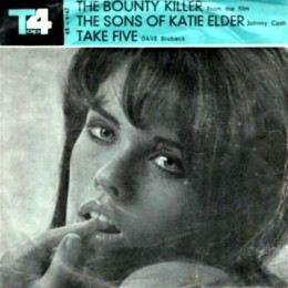 The Sons Of Katie Elder (Top4) (sleeve)