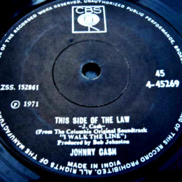 This Side Of The Law (Columbia 4-45269)