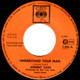 Understand Your Man (CBS 1.506)l