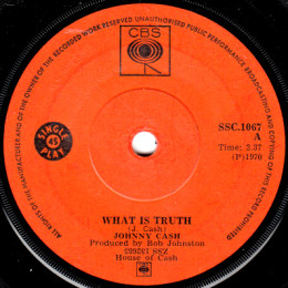 What Is Truth (CBS SSC 1067)