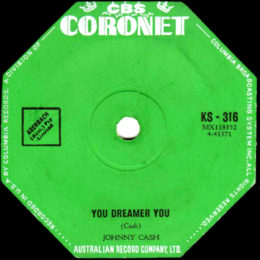 You Dreamer You (Coronet KS 316) variant 2