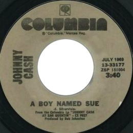 A Boy Named Sue (Col 13-33177)