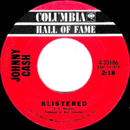 Blistered (Columbia HoF 4-33186) Canada