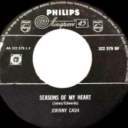 Seasons Of My Heart (Philips 322 579 BF) holland