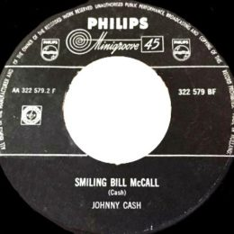 Smiling Bill McCall (Philips 322 579 BF) holland