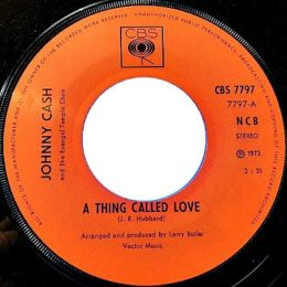 A Thing Called Love (CBS 7797) scand
