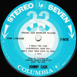 Stereo 7  7-9478 Side 1