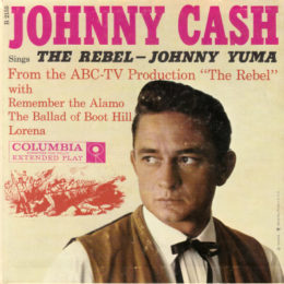 Columbia B 2155 The Rebel front sleeve can