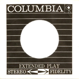 Columbia OBS-81221 front sleeve
