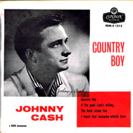 Country Boy (London REM-S1212) front