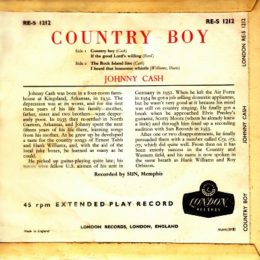 London RE-S 1212 Country Boy