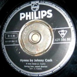 Philips BE 429 586 Hymns side1