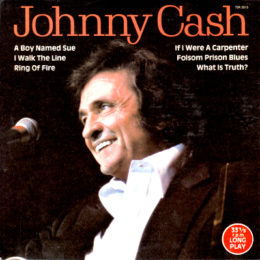 Johnny Cash -Scoop7SR 5015 front