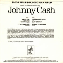 Johnny Cash -Scoop7SR 5015 rear